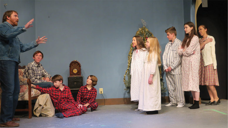 The Homecoming A Christmas Story.The Waltons Come To Westfield Playhouse Hamilton County