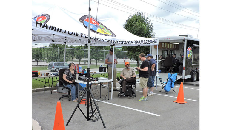 Amateur radio operators ready for any emergency – Hamilton