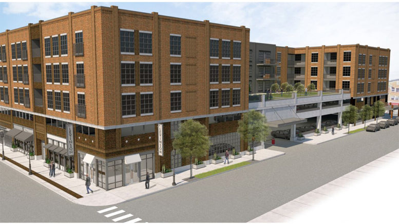 $24.3M Levinson project to add mixed-use space, parking ...
