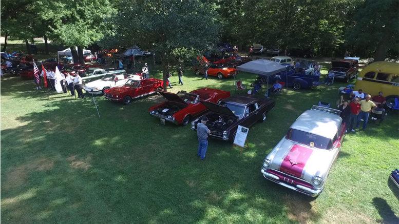 Forest Park Noblesville Car Show