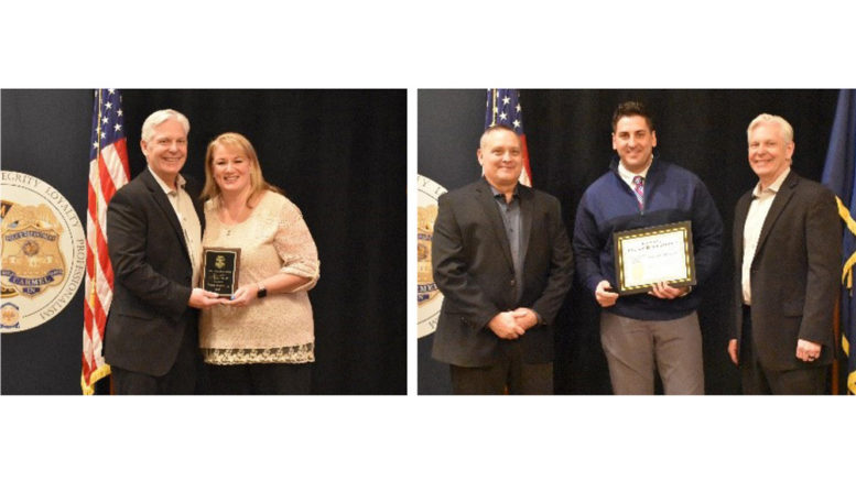 Carmel Police Department honors local heroes at annual
