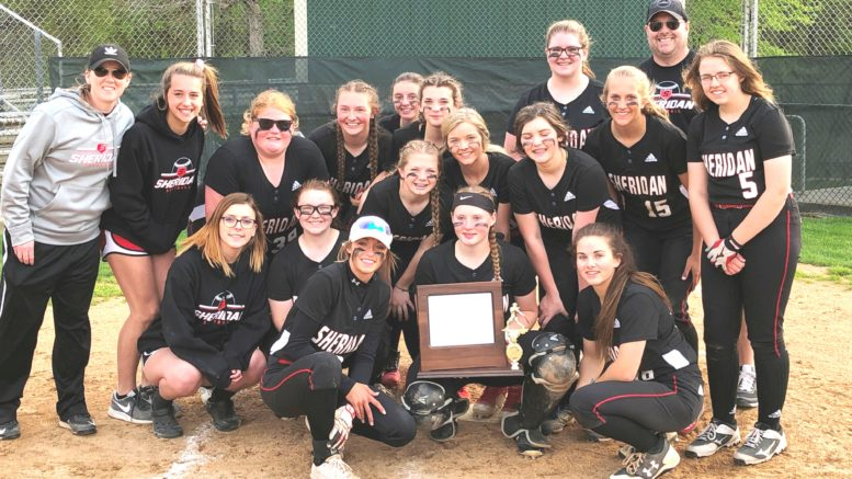 Sheridan clinches Hoosier Heartland Conference championship