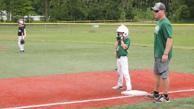 Noblesville Youth Baseball: Field of Dreams in the midst of six-week