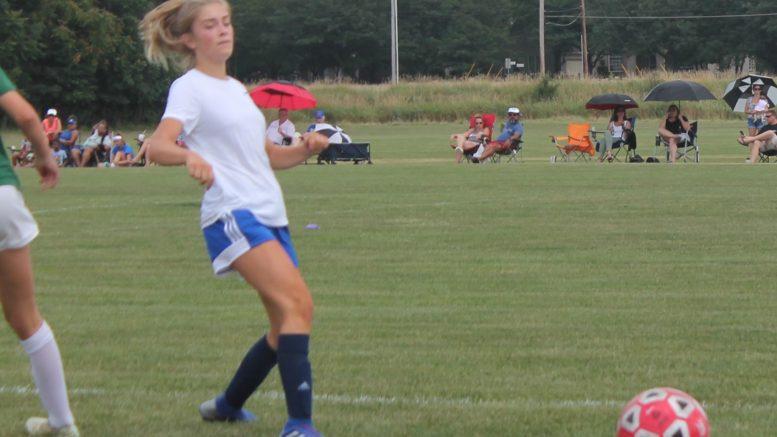 Carmel girls host Soccer Showcase – Hamilton County Reporter