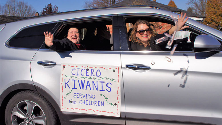 Charlie Cambre named Cicero Holiday Parade Grand Marshal